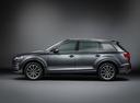 Фото авто Audi Q7 4M, ракурс: 90 - рендер цвет: серый
