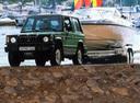 Фото авто Mitsubishi Pajero 1 поколение, ракурс: 45