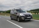 Фото авто Peugeot Partner 2 поколение [2-й рестайлинг], ракурс: 315 цвет: коричневый