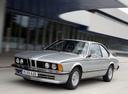 Фото авто BMW 6 серия E24 [рестайлинг], ракурс: 45