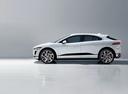 Фото авто Jaguar I-Pace 1 поколение, ракурс: 90 цвет: белый