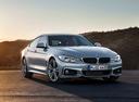 Фото авто BMW 4 серия F32/F33/F36, ракурс: 315 цвет: серебряный