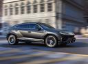 Фото авто Lamborghini Urus 1 поколение, ракурс: 315 цвет: серый