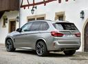 Фото авто BMW X5 M F85, ракурс: 135 цвет: серый