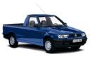 Фото авто Volkswagen Caddy 2 поколение, ракурс: 315 цвет: синий
