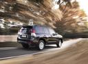 Фото авто Toyota Land Cruiser Prado J150, ракурс: 225 цвет: черный