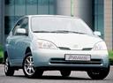 Фото авто Toyota Prius 1 поколение, ракурс: 315