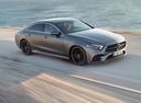 Фото авто Mercedes-Benz CLS-Класс C257, ракурс: 315 цвет: серый