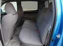 Фото авто Toyota Tacoma 2 поколение [рестайлинг], ракурс: задние сиденья
