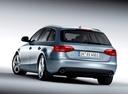 Фото авто Audi A4 B8/8K, ракурс: 135 цвет: голубой