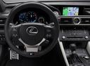 Фото авто Lexus RC 1 поколение, ракурс: рулевое колесо