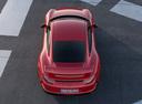 Фото авто Porsche 911 991, ракурс: сверху цвет: красный