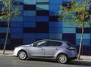 Фото авто Renault Megane 3 поколение, ракурс: 90 цвет: серебряный