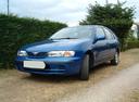 Фото авто Nissan Almera N15 [рестайлинг], ракурс: 45