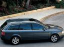 Фото авто Audi A6 4B/C5, ракурс: 270 цвет: серый