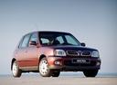 Фото авто Nissan Micra K11C [2-й рестайлинг], ракурс: 315