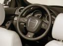 Фото авто Audi S4 B7/8E, ракурс: рулевое колесо