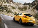 Фото авто Renault Megane 3 поколение [2-й рестайлинг], ракурс: 135 цвет: желтый