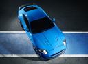 Фото авто Jaguar XK X150 [2-й рестайлинг], ракурс: сверху цвет: синий