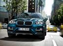 Фото авто BMW X6 E71 [рестайлинг],  цвет: синий