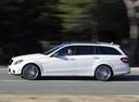 Фото авто Mercedes-Benz E-Класс W212/S212/C207/A207, ракурс: 90 цвет: белый