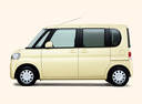 Фото авто Daihatsu Tanto 2 поколение, ракурс: 270