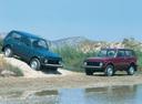 Фото авто ВАЗ (Lada) 4x4 1 поколение [рестайлинг], ракурс: 45