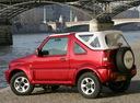 Фото авто Suzuki Jimny 3 поколение [рестайлинг], ракурс: 135