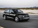 Фото авто Audi Q5 2 поколение, ракурс: 315 цвет: черный