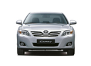 Фото авто Toyota Camry XV40 [рестайлинг],  цвет: серебряный