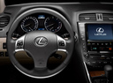 Фото авто Lexus IS XE20 [рестайлинг], ракурс: рулевое колесо