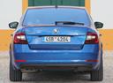 Фото авто Skoda Octavia 3 поколение [рестайлинг], ракурс: 180 цвет: синий
