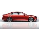 Фото авто Audi A8 D5, ракурс: 270 - рендер цвет: красный