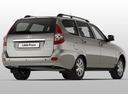 Фото авто ВАЗ (Lada) Priora 1 поколение [рестайлинг], ракурс: 225 цвет: серый