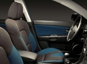 Фото авто Mazda 3 BK, ракурс: сиденье