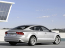 Фото авто Audi A7 4G, ракурс: 225 цвет: серый