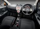 Фото авто Nissan March K13, ракурс: торпедо