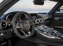 Фото авто Mercedes-Benz AMG GT C190, ракурс: торпедо