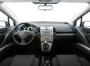 Фото авто Toyota Corolla Verso 1 поколение [рестайлинг], ракурс: торпедо