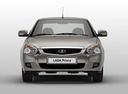 Новый ВАЗ (Lada) Priora, серый , 2017 года выпуска, цена 399 900 руб. в автосалоне Псков-Лада