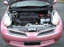 Фото авто Nissan March K12 [2-й рестайлинг], ракурс: двигатель