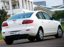 Фото авто Mazda 3 BK, ракурс: 225 цвет: белый