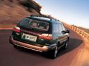 Фото авто Subaru Outback 2 поколение, ракурс: 180
