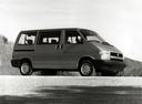 Фото авто Volkswagen Transporter T4, ракурс: 270