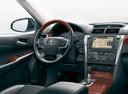 Фото авто Toyota Camry XV50, ракурс: рулевое колесо