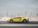 Фото авто Lamborghini Aventador 1 поколение [рестайлинг], ракурс: 90 цвет: желтый