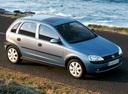 Фото авто Opel Corsa C, ракурс: 315