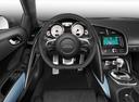 Фото авто Audi R8 1 поколение, ракурс: рулевое колесо