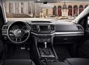Фото авто Volkswagen Amarok 1 поколение [рестайлинг], ракурс: торпедо цвет: синий