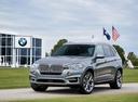 Фото авто BMW X5 F15, ракурс: 45 цвет: серый